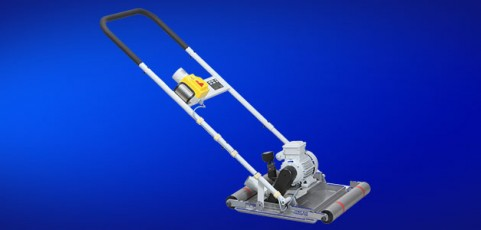 MTS 300 Carpet shearing machine