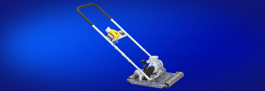 MTS 300 Carpet shearing machine
