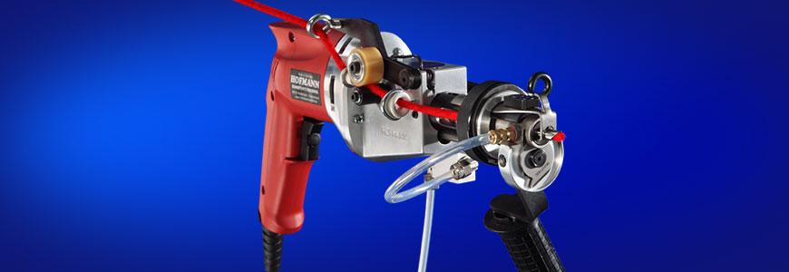VML 16 – Handtuftmaschine für Schnitt- und Schlingenflor
