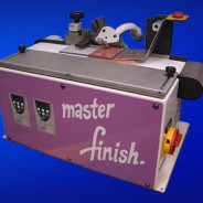 Edge bevelling machine for carpet samples KS 50