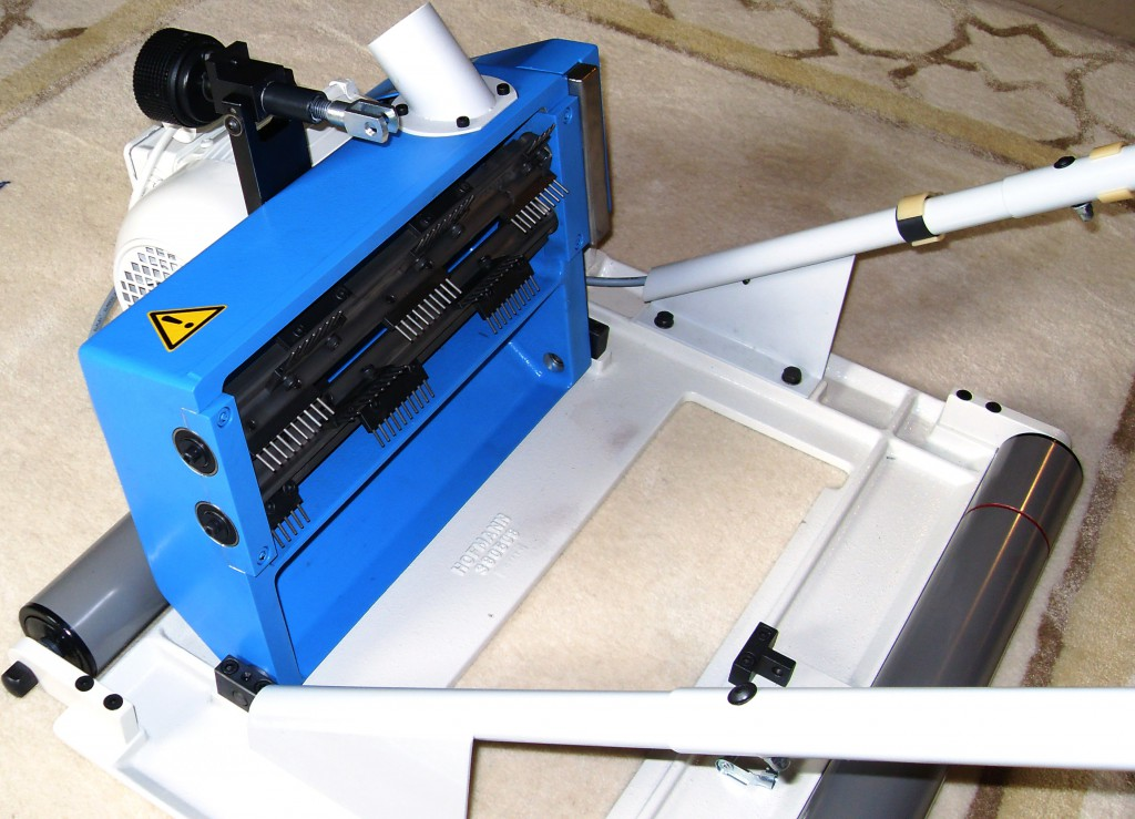 PA 320 Carpet Pile Preparing Machine